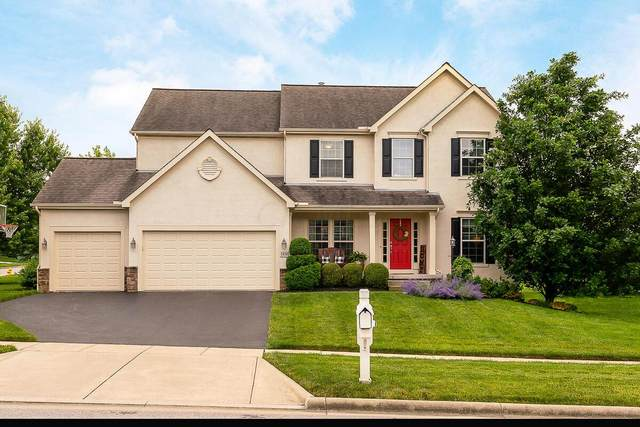 5450 Anacala Court, Westerville, OH 43082 (MLS #221019732) :: 3 Degrees Realty