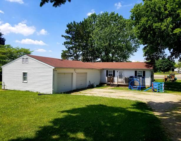 1215 South Street, Circleville, OH 43113 (MLS #221019750) :: The Tobias Real Estate Group