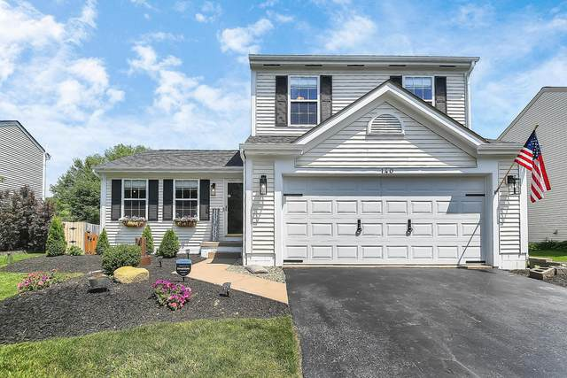 140 Bendelow Drive, Delaware, OH 43015 (MLS #221019753) :: Exp Realty