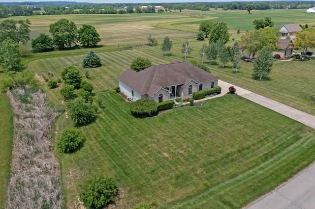 4513 Meadowgrove Drive, Carroll, OH 43112 (MLS #221019769) :: Ackermann Team