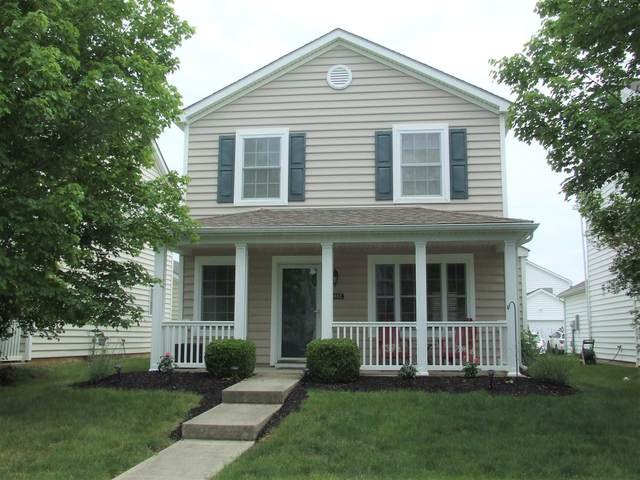 4052 Sweet Shadow Avenue, Columbus, OH 43230 (MLS #221019773) :: The Tobias Real Estate Group