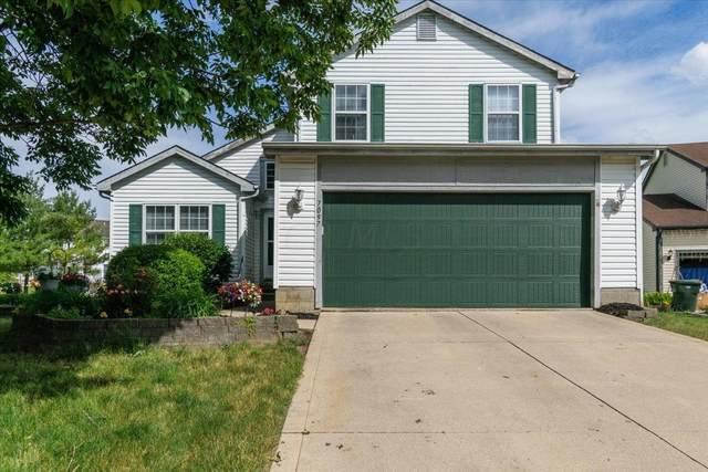 7097 Bryemar Drive, Reynoldsburg, OH 43068 (MLS #221019774) :: The Tobias Real Estate Group
