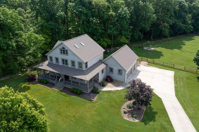 333 Aberdeen Drive SW, Pataskala, OH 43062 (MLS #221019792) :: The Tobias Real Estate Group