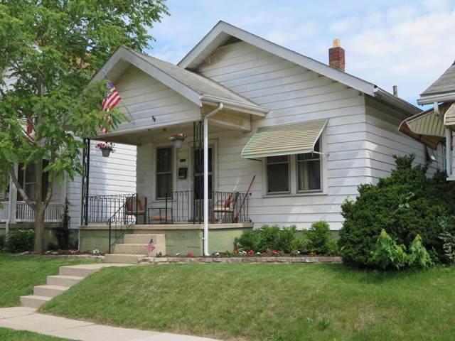 216 E Hinman Avenue, Columbus, OH 43207 (MLS #221019804) :: Jamie Maze Real Estate Group