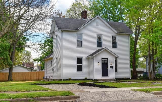 210 Eddy Street, Newark, OH 43055 (MLS #221019817) :: Core Ohio Realty Advisors
