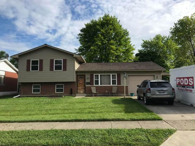859 Brookdale Drive, West Jefferson, OH 43162 (MLS #221019835) :: The Tobias Real Estate Group