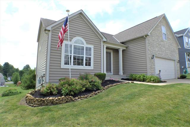 2342 Pine Crest Drive, Lancaster, OH 43130 (MLS #221019854) :: The Tobias Real Estate Group