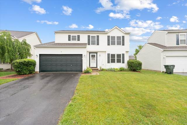 2575 Delamaine Drive, Grove City, OH 43123 (MLS #221019863) :: Exp Realty