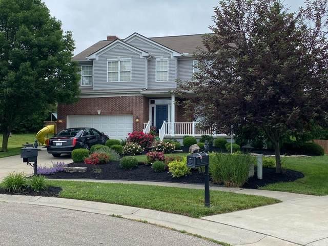 10 Rowley Court, Cincinnati, OH 45246 (MLS #221019868) :: Jamie Maze Real Estate Group
