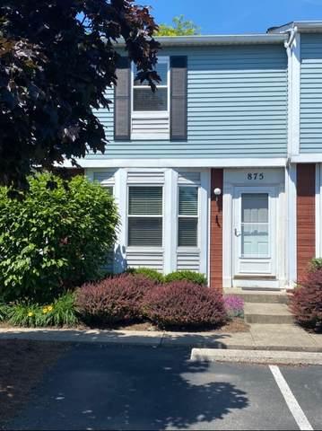875 Annagladys Drive V-3, Worthington, OH 43085 (MLS #221019877) :: Exp Realty