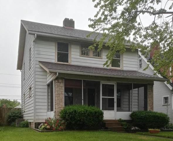 696 S Hague Avenue, Columbus, OH 43204 (MLS #221019896) :: Jamie Maze Real Estate Group