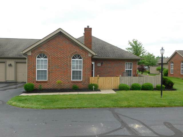 531 Chuckas Court E 23-531, Gahanna, OH 43230 (MLS #221019898) :: Berkshire Hathaway HomeServices Crager Tobin Real Estate