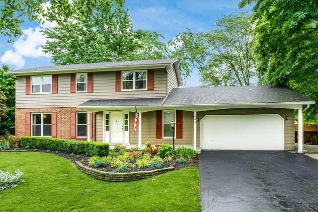 804 Conestoga Drive, Columbus, OH 43213 (MLS #221019912) :: The Tobias Real Estate Group