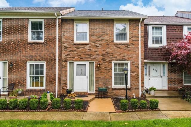 652 Dlyn Street J-5, Columbus, OH 43228 (MLS #221019927) :: The Tobias Real Estate Group