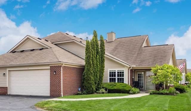5 Greenhedge Circle, Delaware, OH 43015 (MLS #221019936) :: The Holden Agency