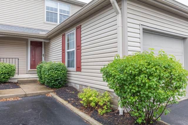 1821 Hobbes Drive 79C, Hilliard, OH 43026 (MLS #221019952) :: Bella Realty Group