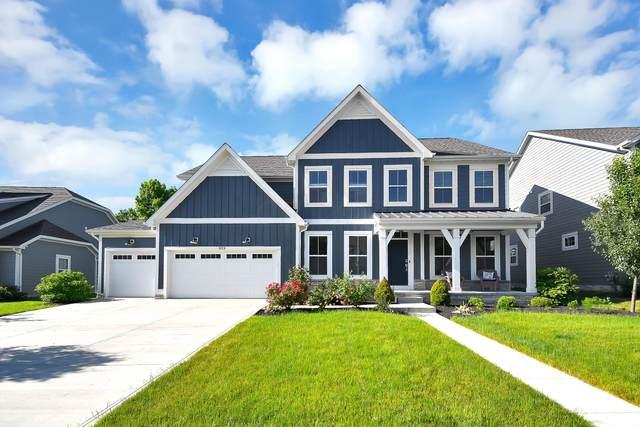 939 Memories Lane, Westerville, OH 43081 (MLS #221019993) :: Jamie Maze Real Estate Group