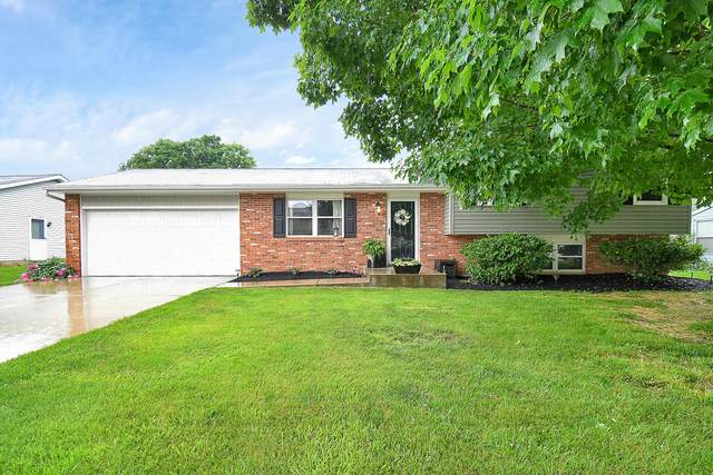1591 Constitution Drive, Newark, OH 43055 (MLS #221020001) :: Exp Realty