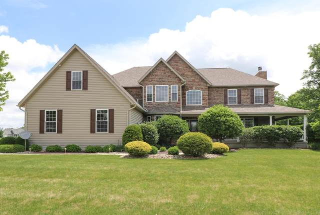 7326 State Route 19 Unit 12 Lot 17, Mount Gilead, OH 43338 (MLS #221020011) :: Bella Realty Group