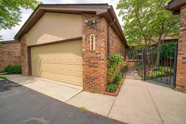 2446 Sherwood Villa #7, Upper Arlington, OH 43221 (MLS #221020015) :: 3 Degrees Realty