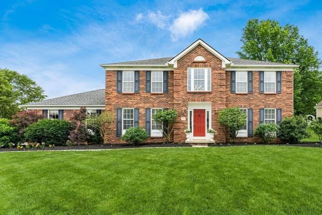 1010 Caroway Boulevard, Columbus, OH 43230 (MLS #221020035) :: The Tobias Real Estate Group
