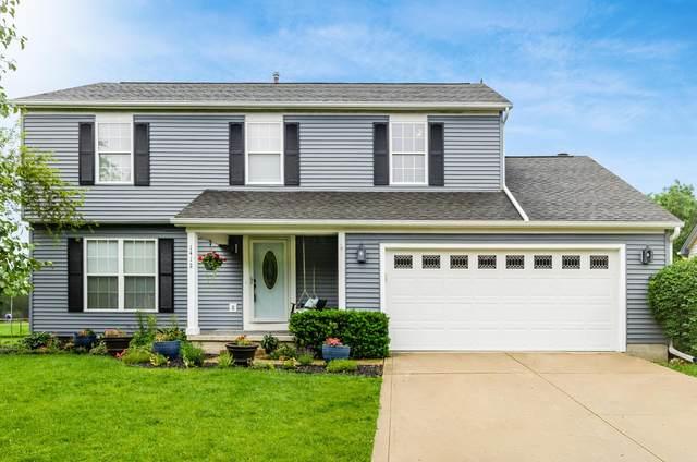 1412 Pepper Lane, Marysville, OH 43040 (MLS #221020045) :: The Tobias Real Estate Group