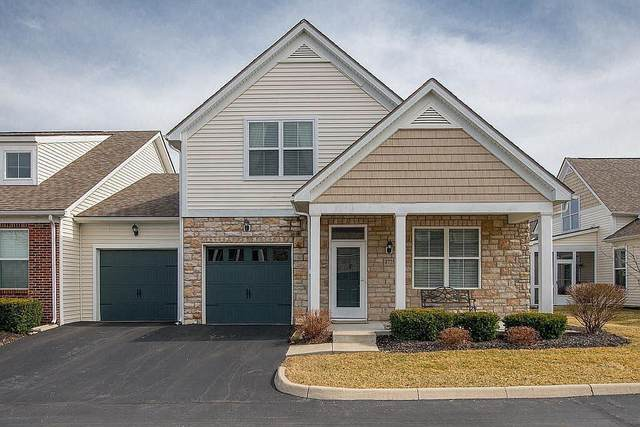 4725 Trademark Trail 34-472, Hilliard, OH 43026 (MLS #221020051) :: Bella Realty Group
