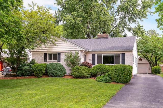 440 E Weisheimer Road, Columbus, OH 43214 (MLS #221020065) :: The Tobias Real Estate Group