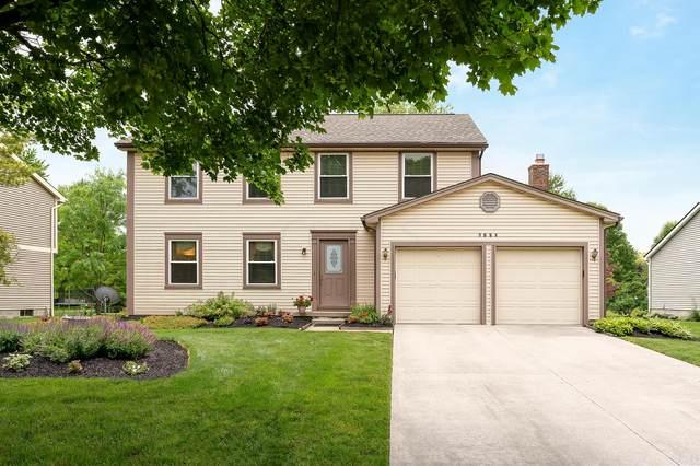 7051 Wichita Drive, Dublin, OH 43017 (MLS #221020075) :: Jamie Maze Real Estate Group