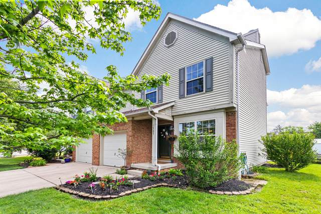 767 Jonathan Place, Delaware, OH 43015 (MLS #221020080) :: The Holden Agency