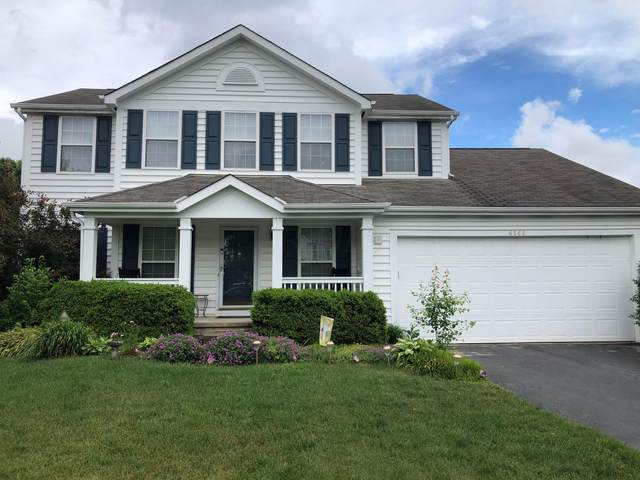 6566 Hemmingford Drive, Canal Winchester, OH 43110 (MLS #221020095) :: The Tobias Real Estate Group