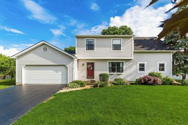 807 Ashford Glen Drive, Columbus, OH 43230 (MLS #221020102) :: The Tobias Real Estate Group