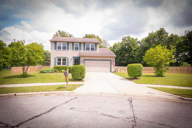 1298 Brookforest Drive, Columbus, OH 43204 (MLS #221020118) :: The Tobias Real Estate Group