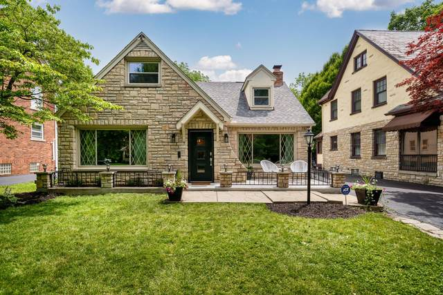 44 S Ardmore Road, Bexley, OH 43209 (MLS #221020126) :: The Tobias Real Estate Group