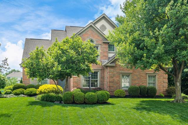6220 Westwick Place, Lewis Center, OH 43035 (MLS #221020147) :: The Holden Agency