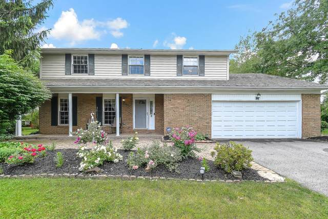 8917 Indian Mound Road NW, Pickerington, OH 43147 (MLS #221020163) :: Bella Realty Group
