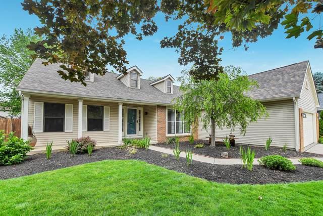 3527 Haywood Court, Pickerington, OH 43147 (MLS #221020186) :: The Tobias Real Estate Group