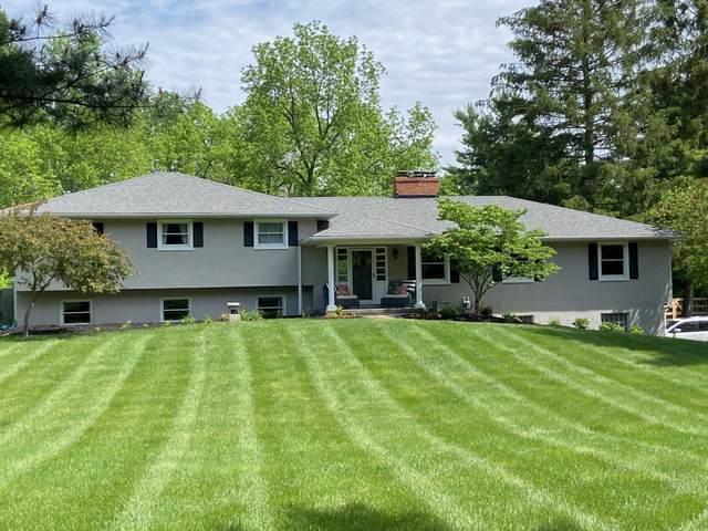 1532 Wren Lane, Powell, OH 43065 (MLS #221020199) :: The Tobias Real Estate Group