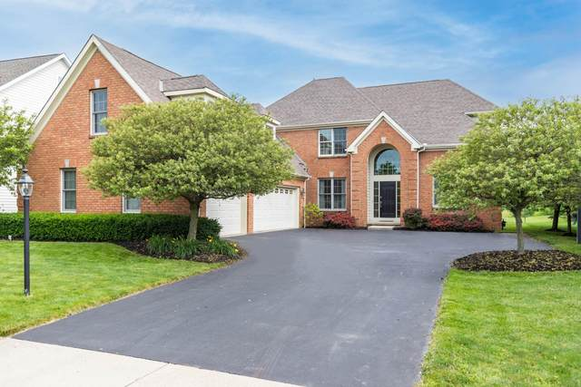 6994 Kindler Drive, New Albany, OH 43054 (MLS #221020204) :: The Tobias Real Estate Group