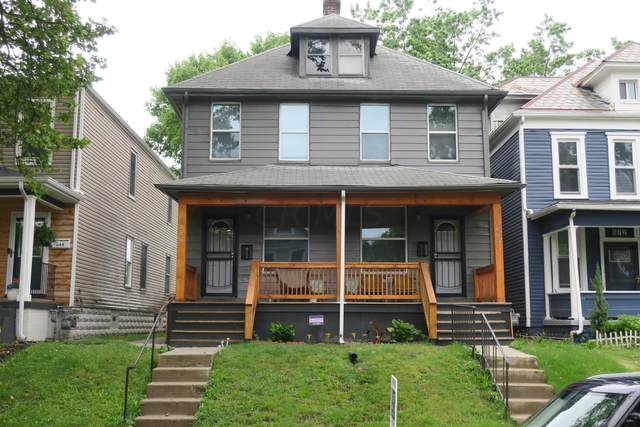 666 S 22nd Street, Columbus, OH 43205 (MLS #221020215) :: The Tobias Real Estate Group