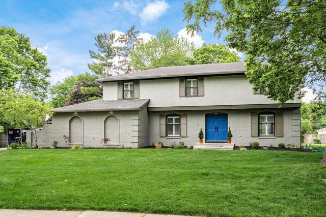 4445 Haverford Court, Columbus, OH 43220 (MLS #221020222) :: Exp Realty