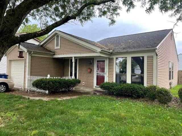 1099 Pacific Court, Worthington, OH 43085 (MLS #221020241) :: Exp Realty