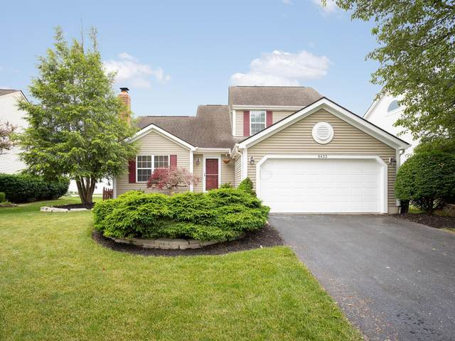 6433 Stretton Place, Canal Winchester, OH 43110 (MLS #221020243) :: Jamie Maze Real Estate Group
