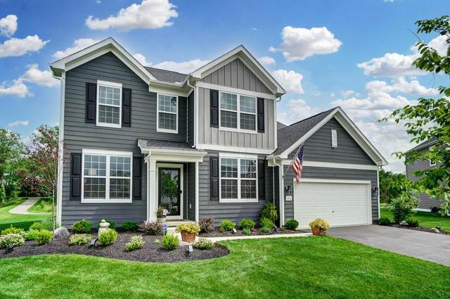 126 Avena Court, Sunbury, OH 43074 (MLS #221020254) :: Jamie Maze Real Estate Group