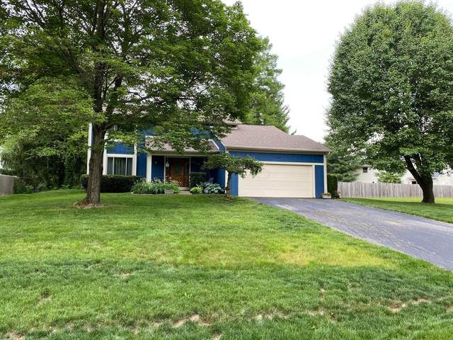10281 Oxford Drive, Pickerington, OH 43147 (MLS #221020271) :: The Holden Agency