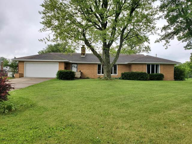 1124 Knowlton Road, Bellefontaine, OH 43311 (MLS #221020285) :: Signature Real Estate
