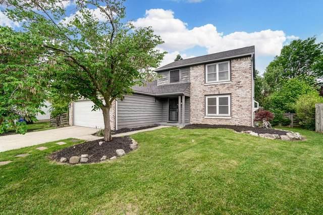 5106 Bressler Drive, Hilliard, OH 43026 (MLS #221020302) :: Jamie Maze Real Estate Group