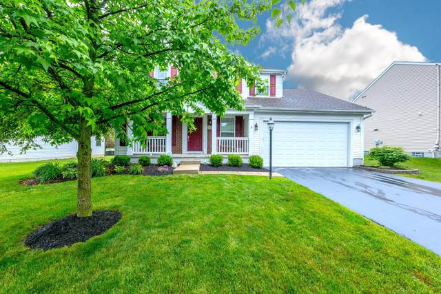 211 Indigo Blue Street, Delaware, OH 43015 (MLS #221020324) :: CARLETON REALTY
