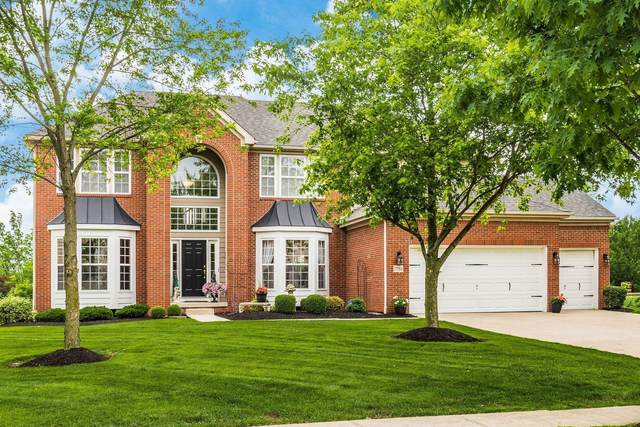 7750 Kelly Drive, Dublin, OH 43016 (MLS #221020346) :: The Gale Group