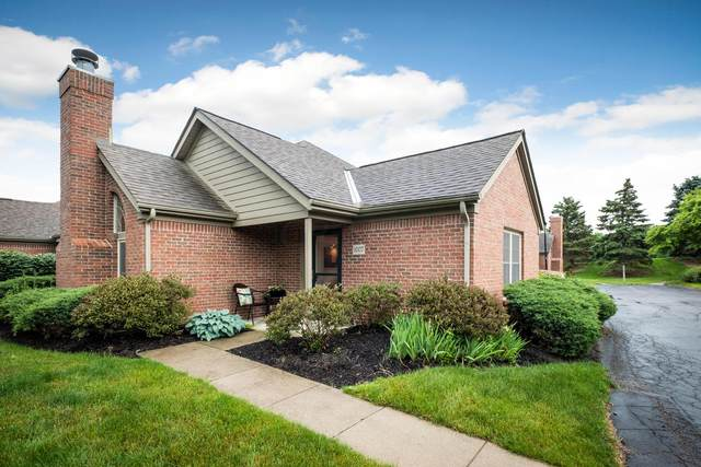 1007 Willow Bluff Drive #1007, Columbus, OH 43235 (MLS #221020347) :: Bella Realty Group
